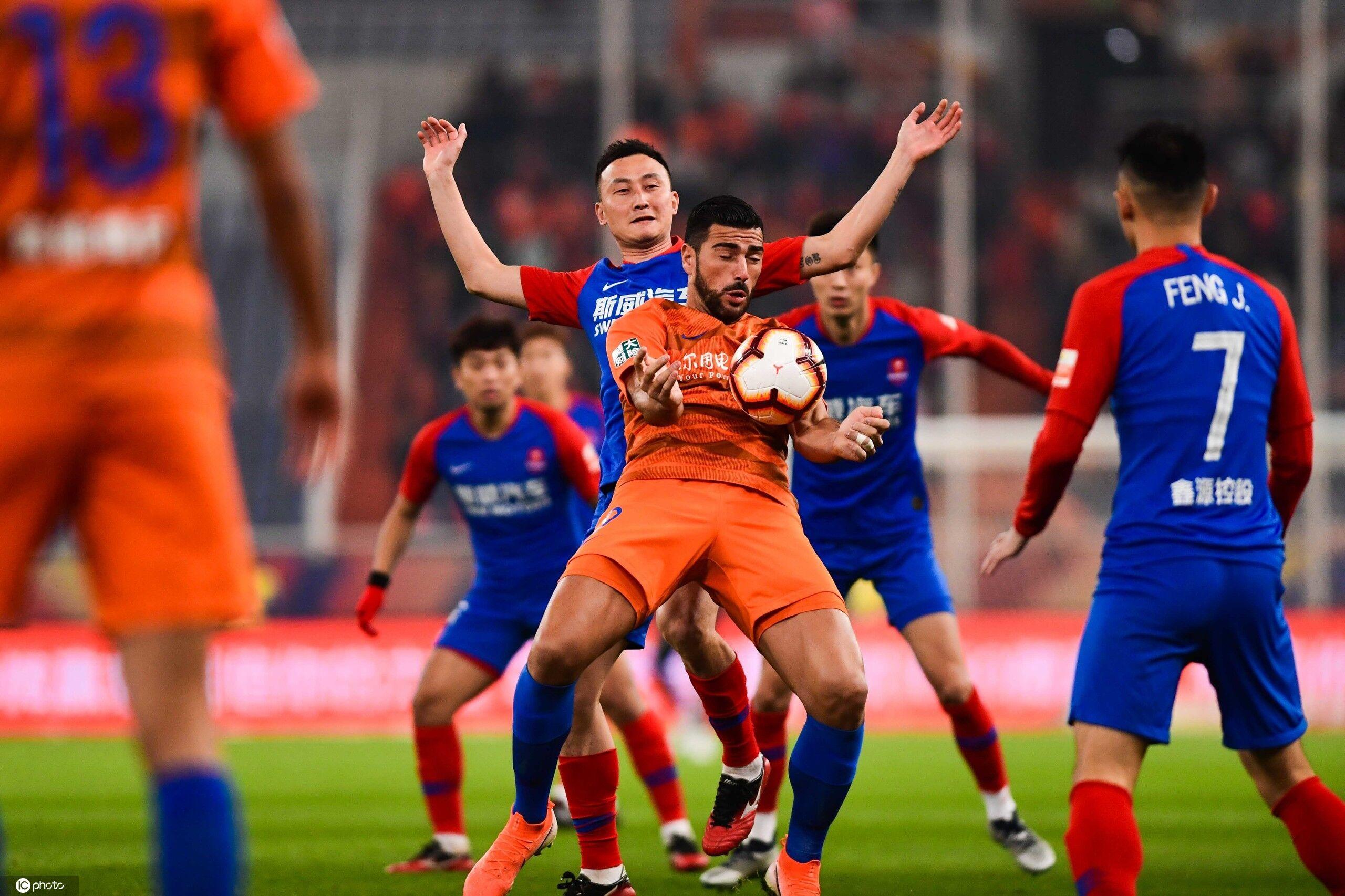 各项赛事7场不败!佩莱格德斯破门,鲁能2-0胜重庆