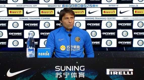 孔蒂:伤病造成了很大影响;我们不会放弃联赛或欧冠