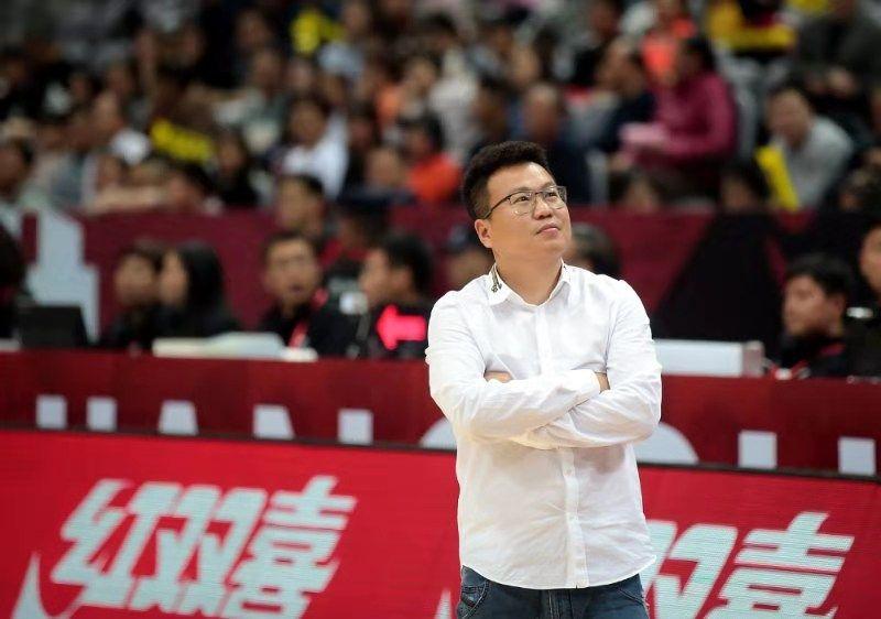 江苏总经理祝贺巩晓彬:山东队值得今天的胜利