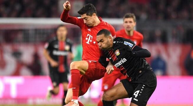 穆勒破门贝利双响,拜仁屡失良机3中门框1-2勒沃库森