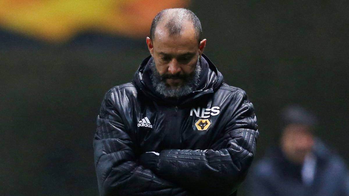 泰晤士报:阿森纳想要沟通能力强的教练,对努诺没兴趣了