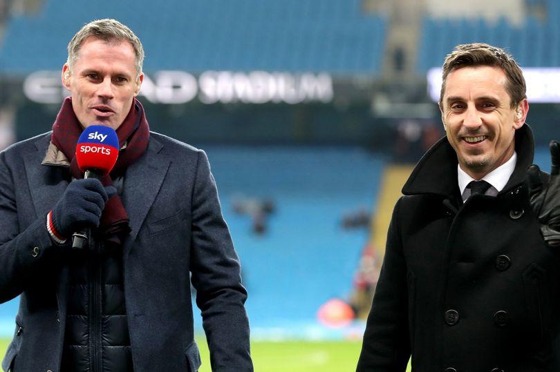 卡拉格试图揭短内维尔遭回怼:利物浦?非常不喜欢