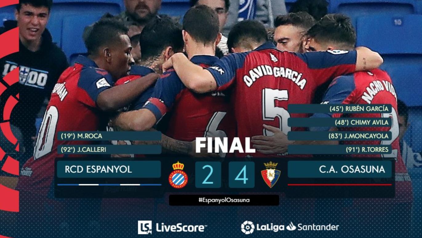 4个了,西班牙人2-4落后
