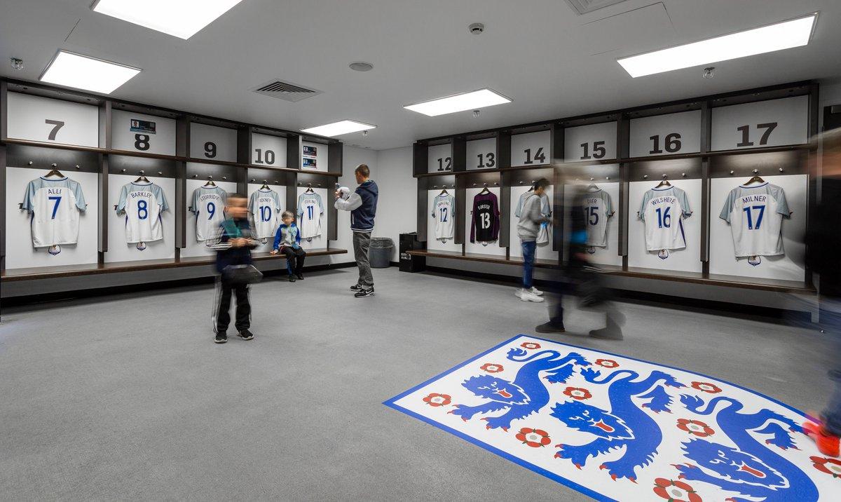 虽在主场踢欧洲杯,英格兰或得使用温布利的客队更衣室