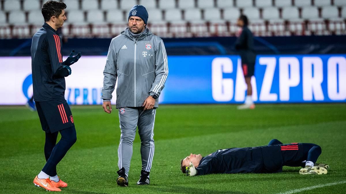弗里克:以前的球员喜欢问教练怎么做,现在喜欢问为什么