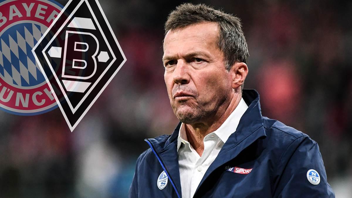 马特乌斯:门兴有能力夺冠,拜仁踢门兴不会再有大把机会