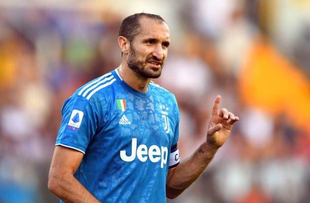 经纪人:基耶利尼会重回赛场,并代表意大利参加欧洲杯