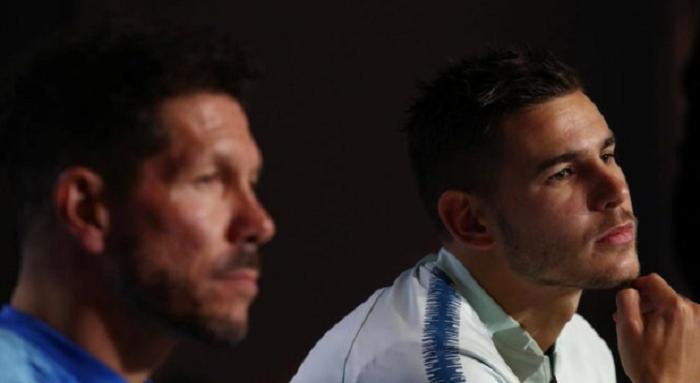卢卡斯:西蒙尼是我职业生涯中最重要的主教练