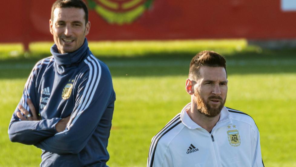 斯卡洛尼:不只是梅西需要,阿根廷也需要冠军