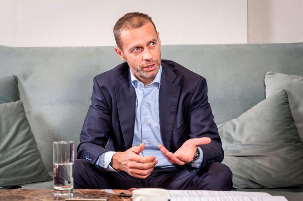 欧足联主席:越位和手球的规则亟须重新定义