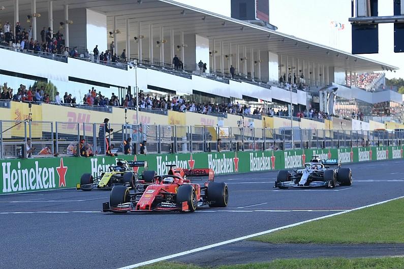 最没趣的信休,FIA确认比赛终结还所以格子旗为准