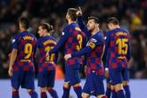 常规操作又来了,梅西连续14赛季进球10+五大联赛第一人