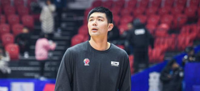 孙桐林CBA生涯总篮板数超越吉喆,上升至历史第39位
