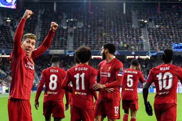 利物浦欧冠淘汰赛可能遭遇皇马、马竞或多特