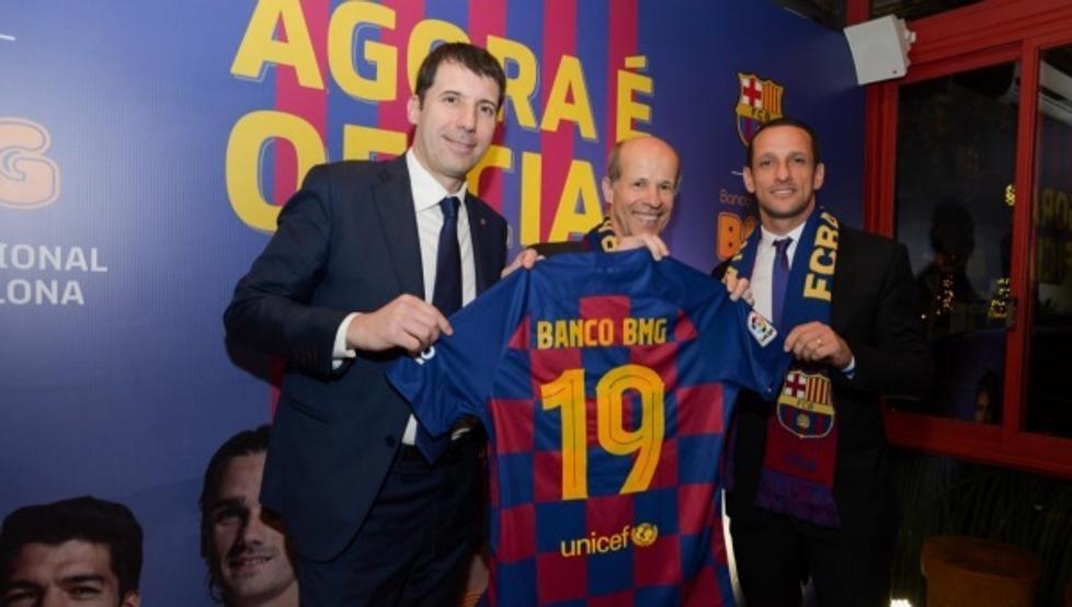 巴萨和门德斯甘斯银行达成合作,2022年将去巴西踢季前赛