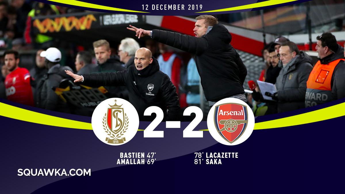 晋级还是可以的,阿森纳连续第17个赛季晋级欧战淘汰赛