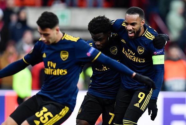 青春风暴!阿森纳欧联杯最佳射手Top3均是U20