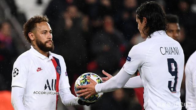 好友谈内马尔让点球:他曾告诉我,想让卡瓦尼开心一点