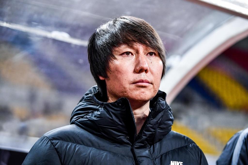 李铁:队员们都已经尽了全力,必须承认和日韩的差距