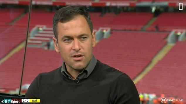 乔-科尔:英超冠军争夺已经结束;要想夺冠需注意细节