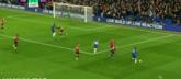 GIF:切尔西连续头顶传递,埃默松超近距离攻门被扑出