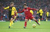乔-科尔:萨拉赫的表现就像梅西,他能帮利物浦夺冠