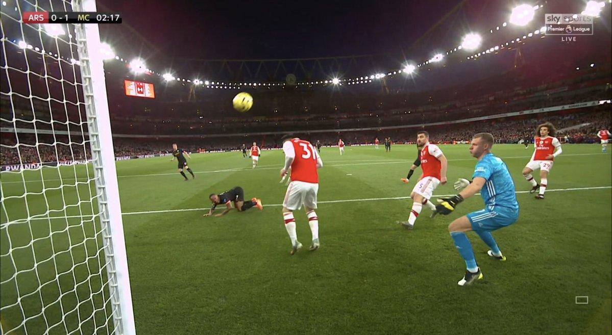 最爱北伦敦!德布劳内英超对阿森纳进球最多,热刺其次