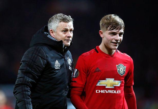 索肖:年轻球员在欧联杯表现很好,没理由不给他们机会