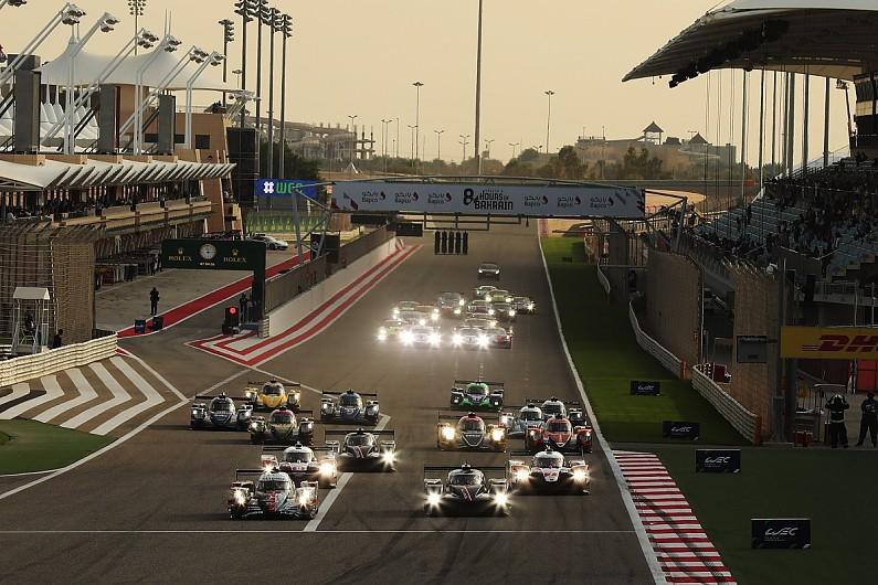 WEC巴林8小时:丰田躺赢,迪-雷斯塔车组称霸LMP2