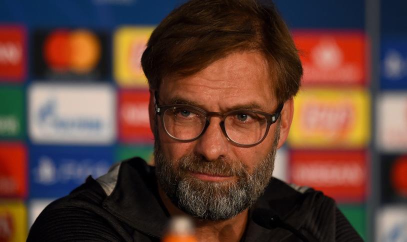 克洛普:我不认为西蒙尼抽到利物浦会在客厅里开心狂奔