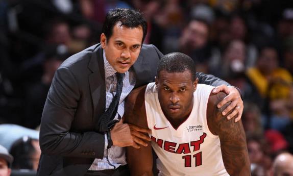 NBA球员工会已经为韦特斯被热火禁赛6场的事情上诉