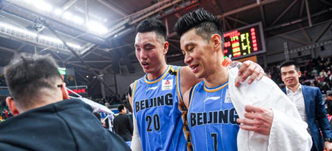 林书豪赛后发声:完美的团队,完美的防守,完美的反弹胜利!