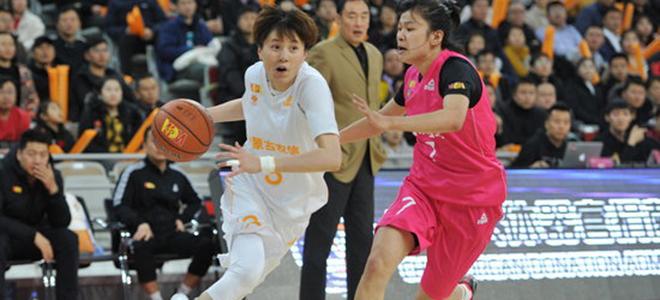 WCBA:山西主场险胜四川,山东力克内蒙古