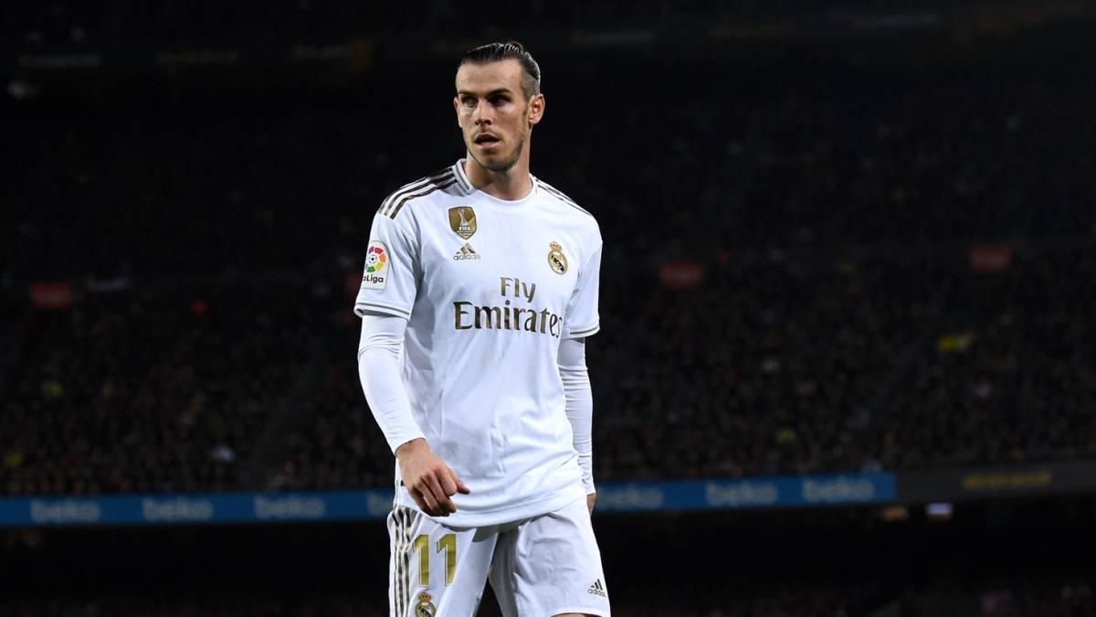 贝尔2019年在皇马33场6球,创个人最差年度进球纪录