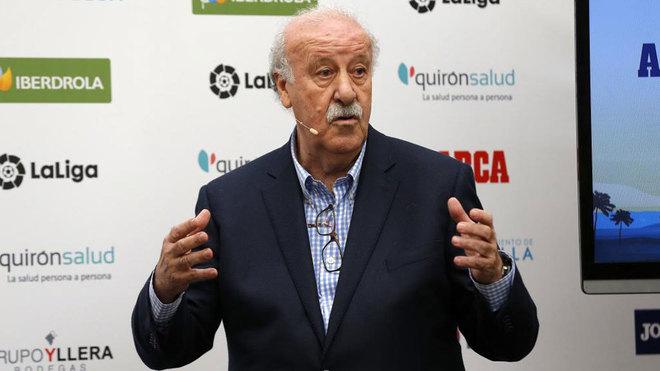 博斯克:罗德里戈和维尼修斯还需学习,拉莫斯有权去奥运