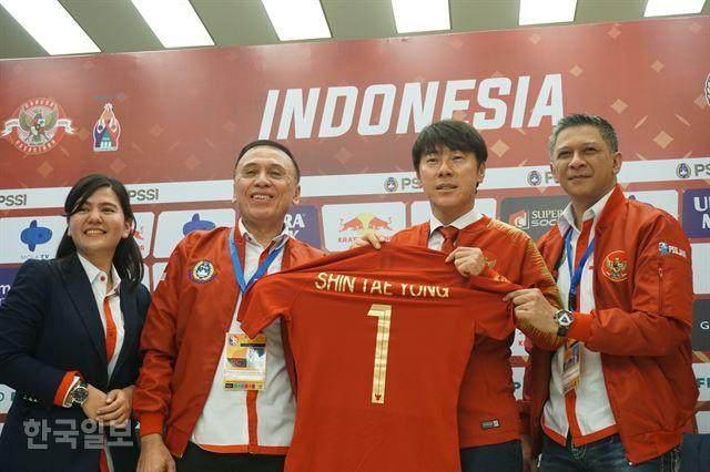 体坛:申台龙成印尼总教练,将执教国家队、U23和U20队