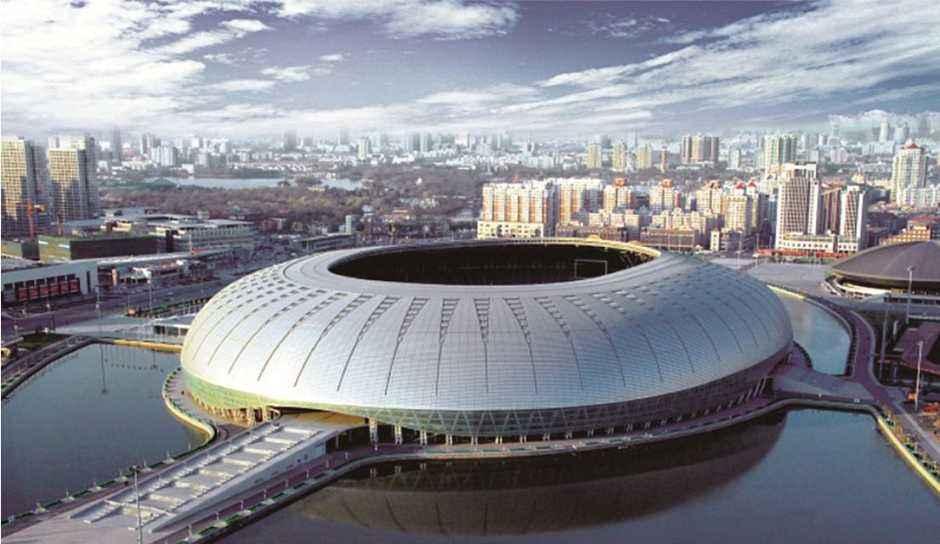 """津媒:""""水滴""""将承办世俱杯比赛,泰达大球场将承办亚洲杯"""