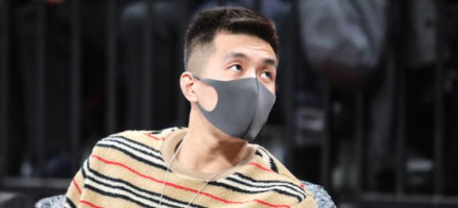 辽宁记者:郭艾伦不息休战,韩德君能否出战视情况而定