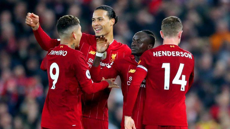 默森:利物浦能冲击阿森纳49场不败纪录,只有曼城能阻止
