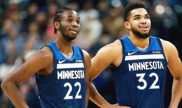 唐斯和威金斯都将缺席今日森林狼对阵篮网的比赛