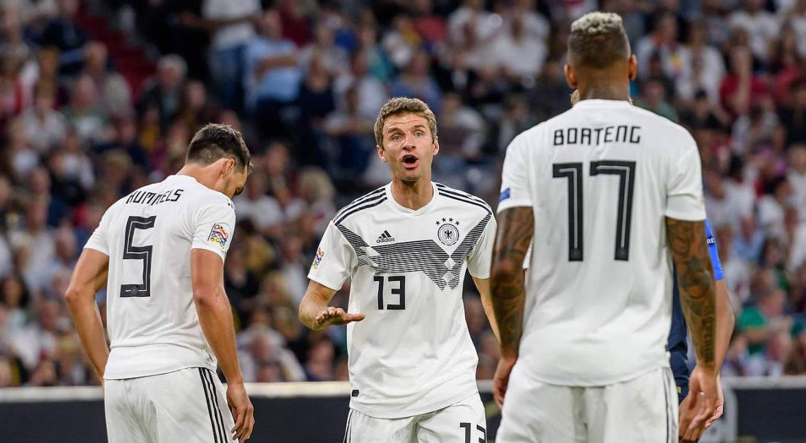 图片报:德国足协计划为穆勒胡梅尔斯博阿滕举办告别赛
