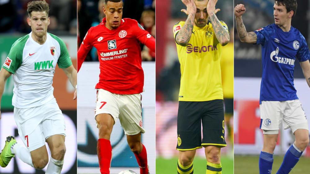 德甲2019年进球排名:莱万31球居首,维尔纳第二