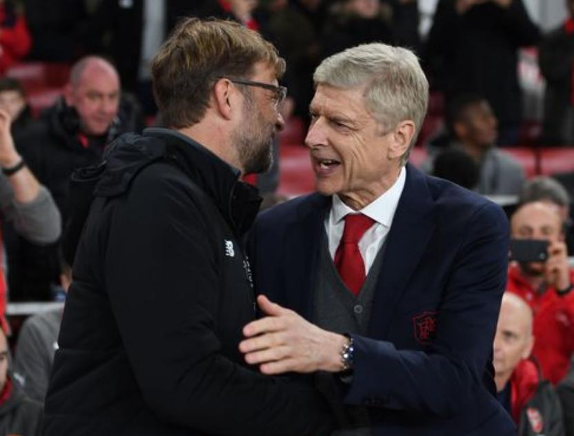 温格:利物浦赛季至今未尝败绩,帮助他们树立了信心