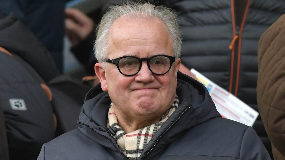 德国足协主席:主场迎战法葡不是坏事,反而很幸运