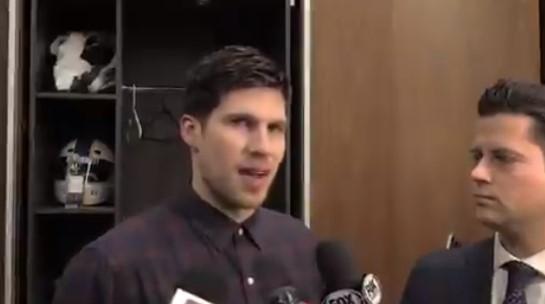 麦克德莫特:能够用胜利迎接新年到来,大家都很开心