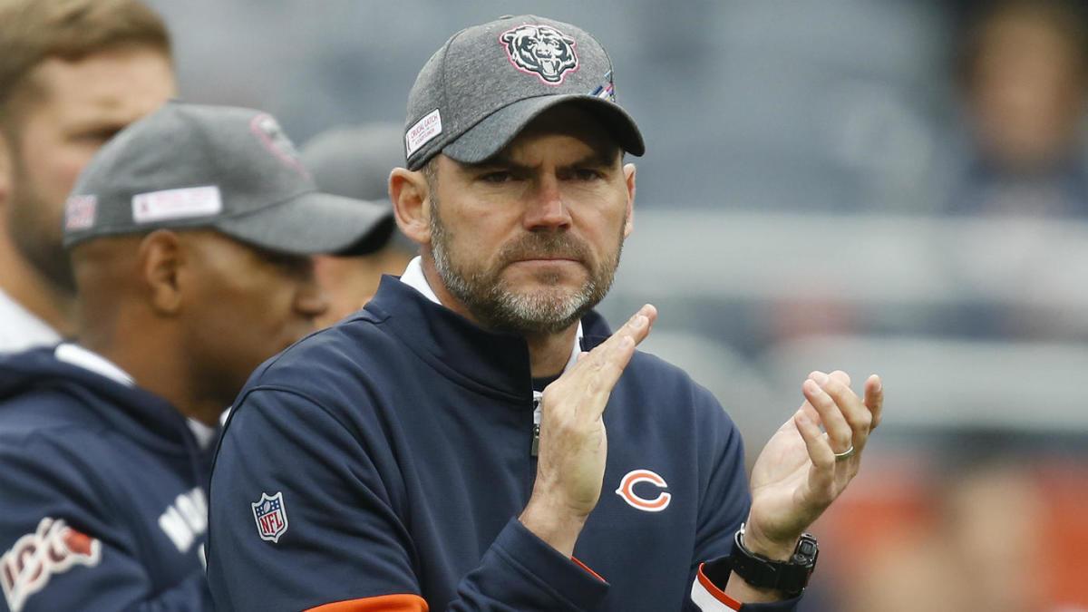 芝加哥熊队解雇进攻协调员等4名教练