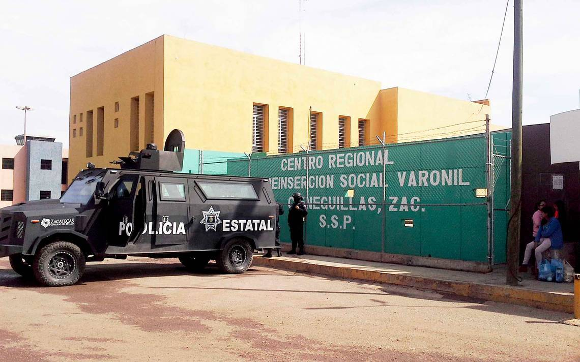 墨西哥监狱足球赛斗殴致16死5伤,囚犯均为贩毒集团成员