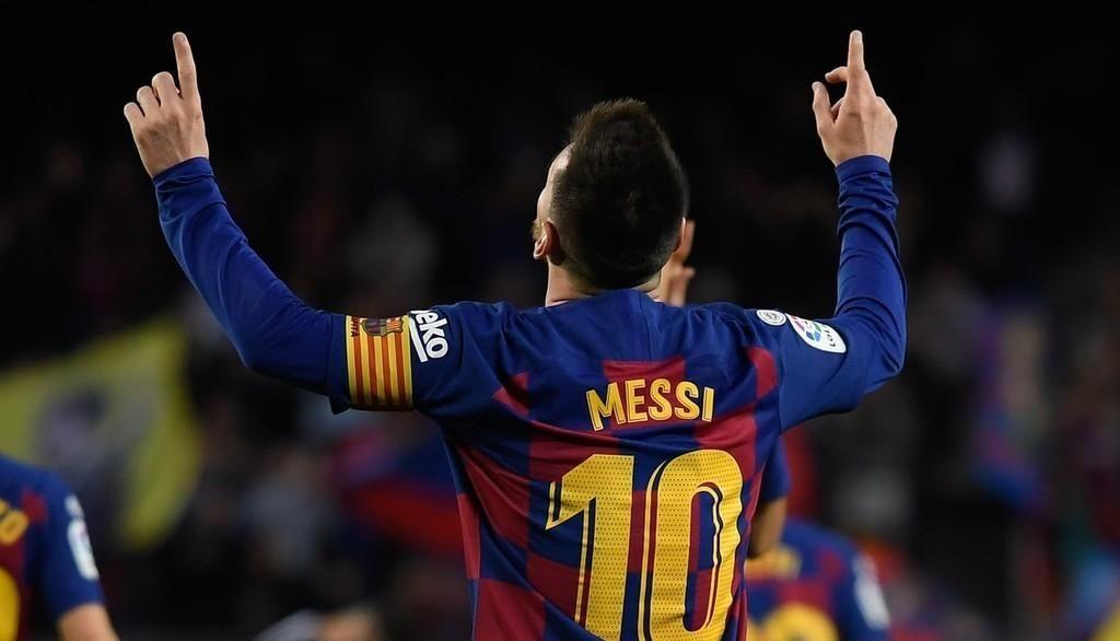 强势!梅西连续13轮联赛面对西班牙人未尝败绩