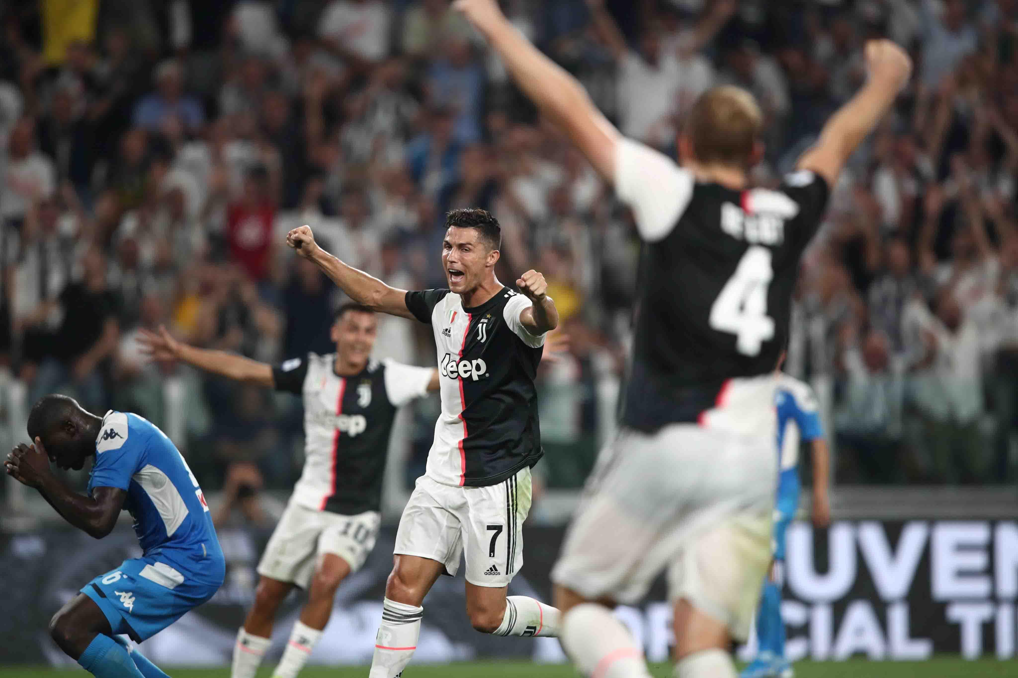 前中场:尤文是意甲最强球队,希望孔蒂齐达内未来顺利
