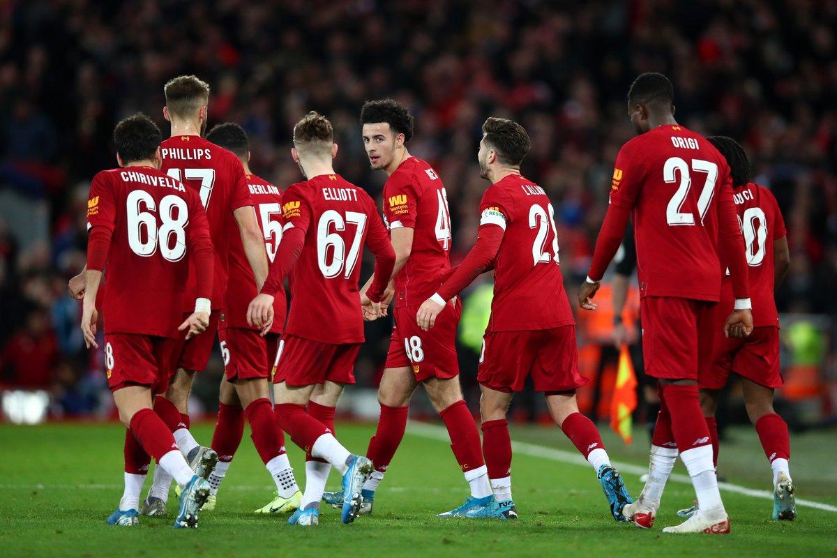 厉害了!利物浦足总杯首发仅花4395万镑,埃弗顿2.2亿